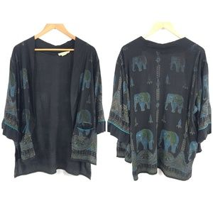 Staring At Stars Urban Outfitters Kimono Cardigan